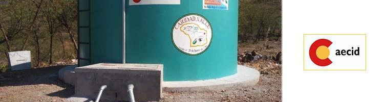 La Cooperación Española financia un programa de agua y saneamiento en Honduras (Aguas Residuales)