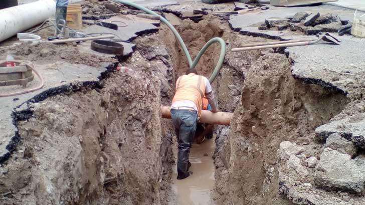 Sonora: Habrá falta de servicio de agua para 2,500 usuarios en Hermosillo (Expreso)