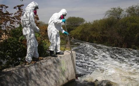Crisis del agua en México: contaminada y sobreexplotada  (El Ágora)