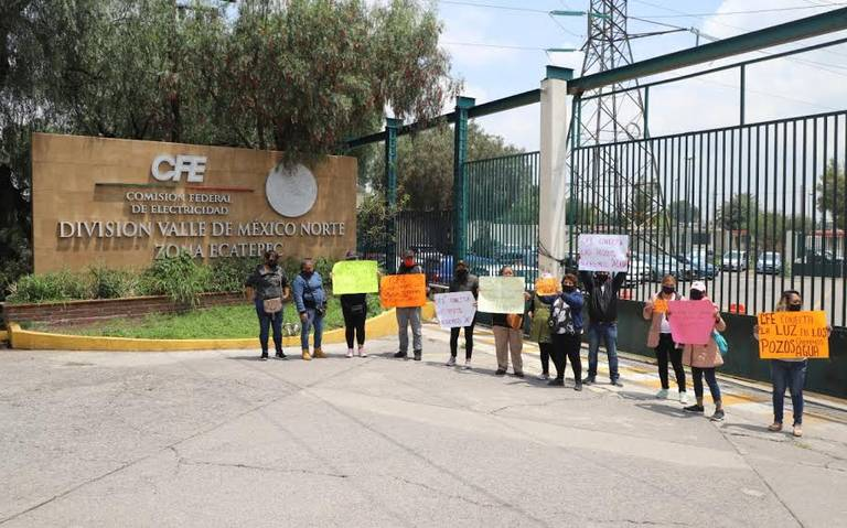 Edomex: Corte de energía a pozos de agua en Ecatepec afecta a más 300 mil habitantes (El Sol de Toluca)