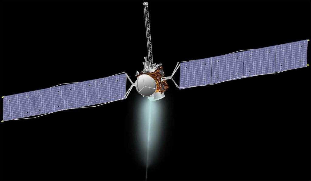 La NASA confirma que Ceres tiene grandes cantidades de agua bajo su superficie (Xataka Ciencia)