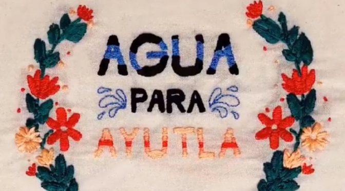 Oaxaca: Exigimos se cumpla la sentencia que nos da derecho al agua: Yásnaya Aguilar (Milenio)