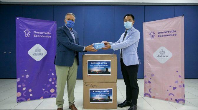Jalisco: Heineken dona productos de higiene y agua (NTR Guadalajara)
