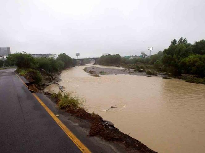 Nuevo León: 'Hanna' dejó agua suficiente en Monterrey para todo un año (Excelsior)