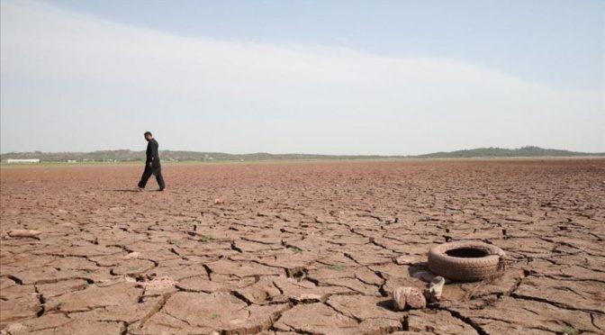 Cerca de 700 millones de personas sufren de escasez de agua alrededor del mundo  (TRT)