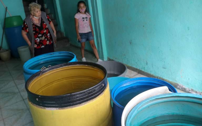 Baja California: Problemas de abasto en más de 50 colonias: Cespt (El Sol de Tijuana)