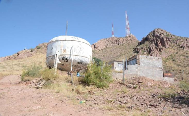 Chihuahua: Sin agua desde mayo, en la colonia Lealtad (El Heraldo de Chihuahua)