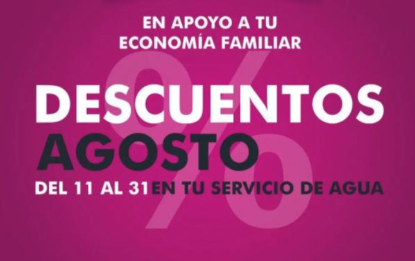 Edo de México: Lanza Organismo de Agua de Metepec atractiva promoción de descuentos para favorecer la economía familiar (Sé uno noticias)