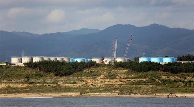 Japón: El agua de Fukushima sigue contaminada diez años después del accidente nuclear. (El Periódico)
