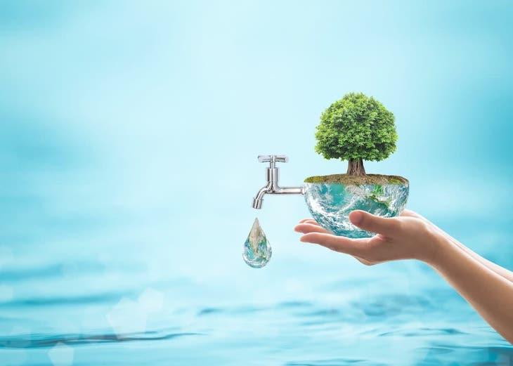 El agua, un preciado recurso natural que debemos preservar (Ecoticias)