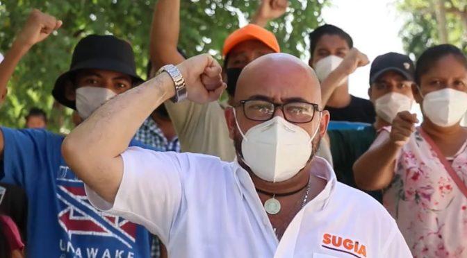 Guerrero: Acapulco exige agua y tenemos que dársela: Arturo López Sugía. (Quadratín)