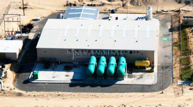 Baja California Sur: Nueva desalinizadora no arreglará el problema de falta de agua: regidor Torres. (El Independiente)