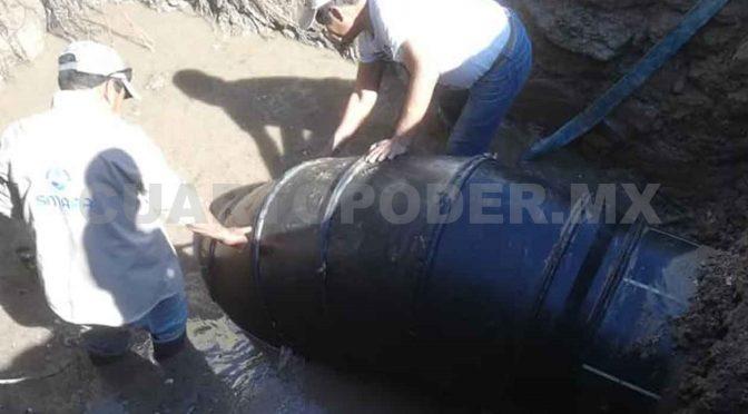 Chiapas: Suspenden suministro de agua en 65 colonias. (Cuarto poder)