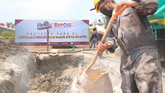 EDO. MÉX. : Invertirá Ecatepec 280 mdp en perforar y rehabilitar 24 pozos de agua. (Digital Mex)