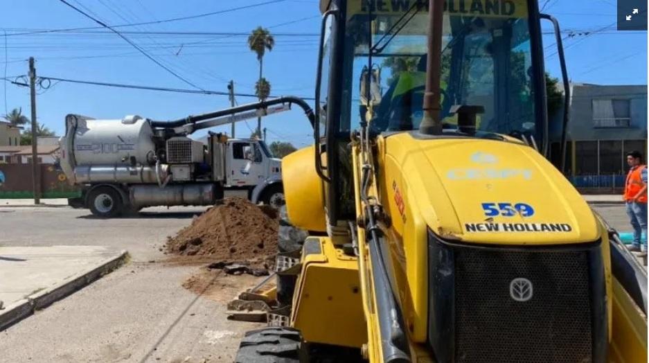 Baja California: Advierten cortes de agua por altas temperaturas en Tijuana. (El Imparcial)