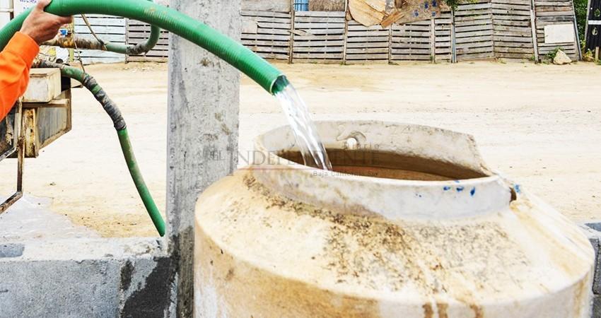 """Baja California Sur: Denuncian """"huachicoleo"""" de agua en pozos agrícolas para abastecer agua potable en La Paz. (El Independiente)"""