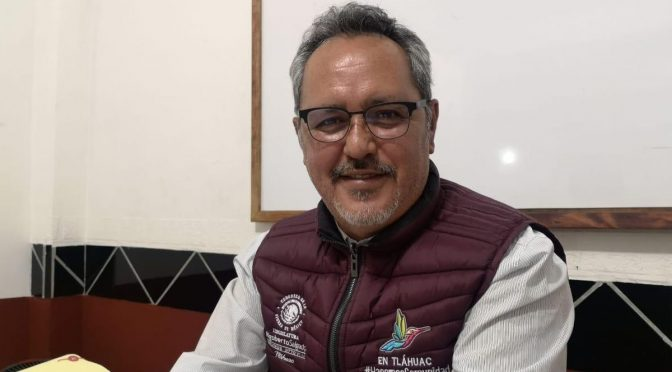 CDMX: Rigoberto Salgado exorta a regularizar suministro de agua en Tláhuac. (El Heraldo de México)