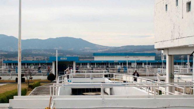 CDMX: Con bajos niveles de agua, presas que surten a Cutzamala. (Excélsior)