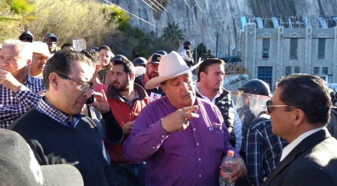 Chihuahua: Protestarán hoy agricultores en defensa del agua. (El Heraldo de Chihuahua)