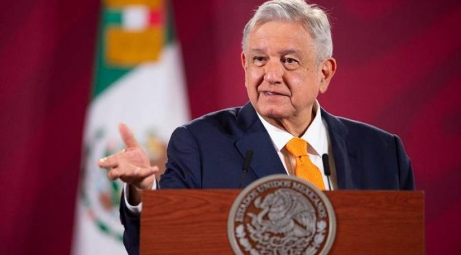 Coahuila: Agua Saludable para La Laguna y más apoyo a hospitales, peticiones para AMLO. (El Sol de la Laguna)
