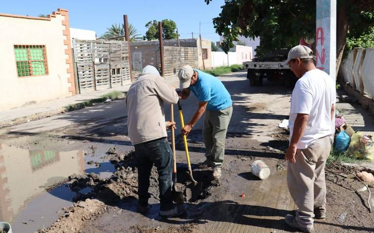 Coahuila: SIMAS atiende reportes por fugas de agua potable. (El Sol de la Laguna)