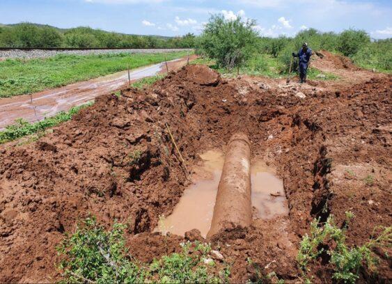Sonora: Nogales se queda sin agua. (Expreso)