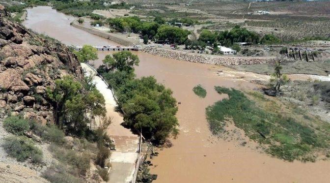 Chihuahua: 'Sólo habrá 40% de agua para el campo en 2021' (El Diario de Chihuahua)