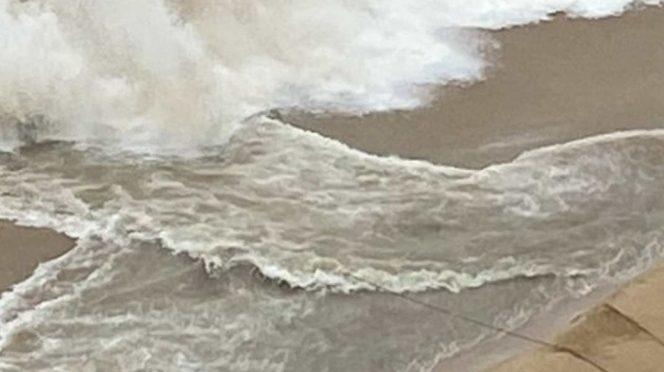 Guerrero: Captan nueva descarga de aguas negras en playa de Acapulco. (Excélsior)