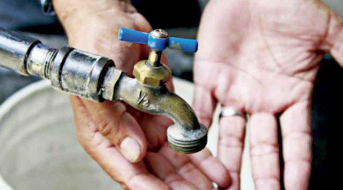 Morelos: Dejan sin servicio de agua a población de Xochiacalco. (La Jornada Morelos)