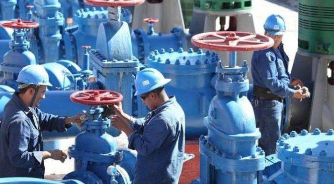 Guadalajara: sale agua turbia de tubería de Guadalajara, SIAPA dice que es sólo tierra. (NOTIESPACIOPV)