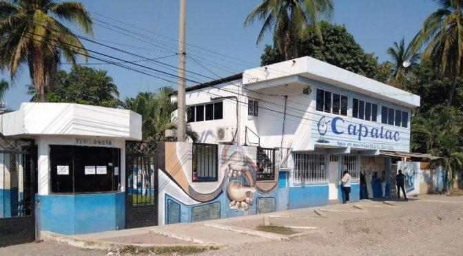 Michoacán: Suspenderán servicio de agua potable en colonias de Las Guacamayas. (Quadratín)