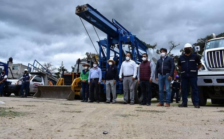 Tlaxcala: Resolverán la falta de agua potable en Guadalupe Tlachco, Santa Cruz Tlaxcala. (El Sol de Tlaxcala)