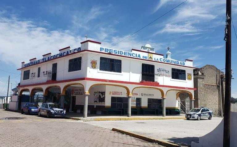 Tlaxcala: Dejan sin agua a Tlacochcalco, Tepeyanco. (El Sol de Tlaxcala)