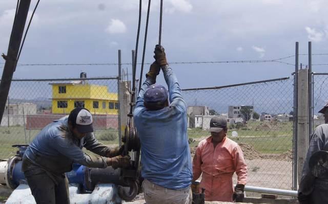 Hidalgo: Reparan pozo, tepeapulquenses tendrán agua (El Sol de Tulancingo)