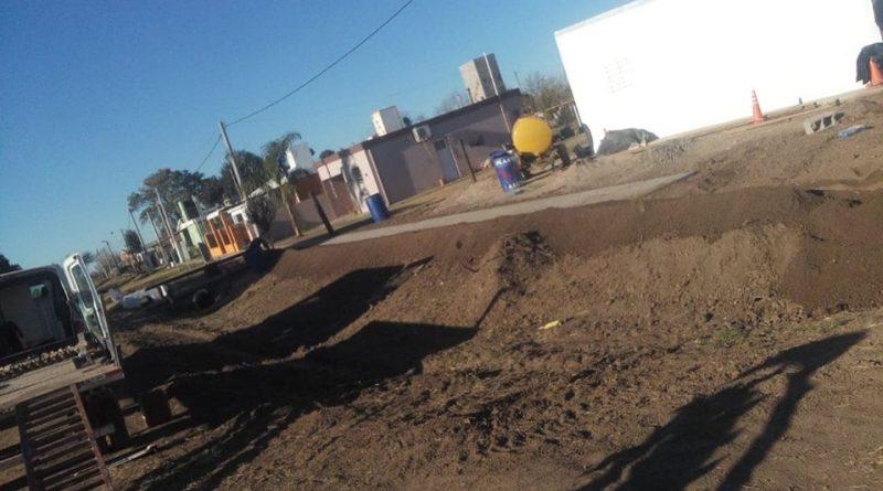 Colonia Vignaud: Ampliación de obra de agua potable (La Radio 10 29)