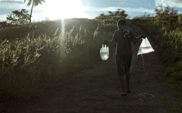 El derecho al agua en 10 fotos (El Ágora)
