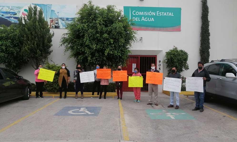 Gobierno Federal recortó presupuesto para obra de agua en Pozuelos: Antorcha (Plano Informativo)
