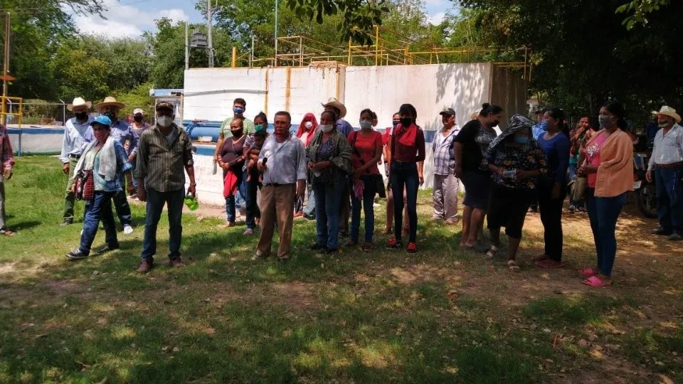 Sinaloa: Vecinos toman la planta de agua potable en Nuevo San Miguel (Debate)