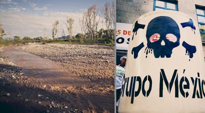 Analiza la SCJN la reapertura de pozos de agua intoxicada por minera de Grupo México (La Jornada)