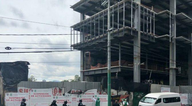 CDMX: Edificio en presa Anzaldo, símbolo de la corrupción en el gobierno anterior (La Jornada)