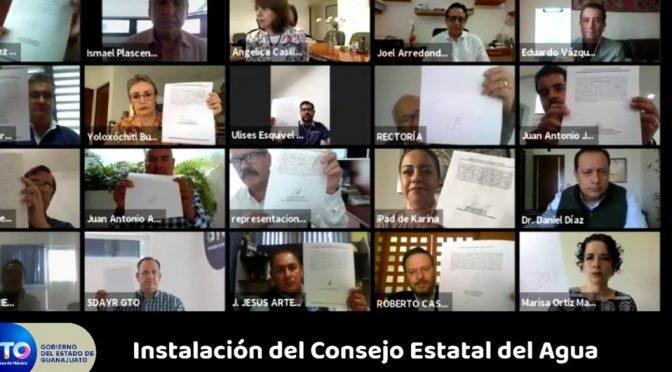 Guanajuato: preocupa demanda y degradación de recursos hídricos (Milenio)
