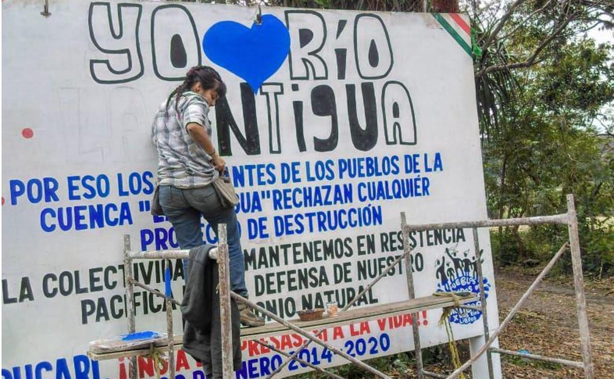 Se necesita un reclamo más grande por el agua: Lozoya (El pueblo)