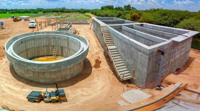 Guanajuato: ´La Huaracha´: planta que tratará hasta 25 litros de agua por segundo (La Silla Rota)