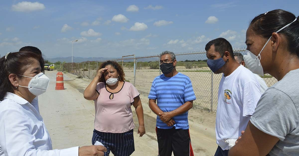 Coahuila: Tienen vecinos un mes sin agua (La Voz de Coahuila)