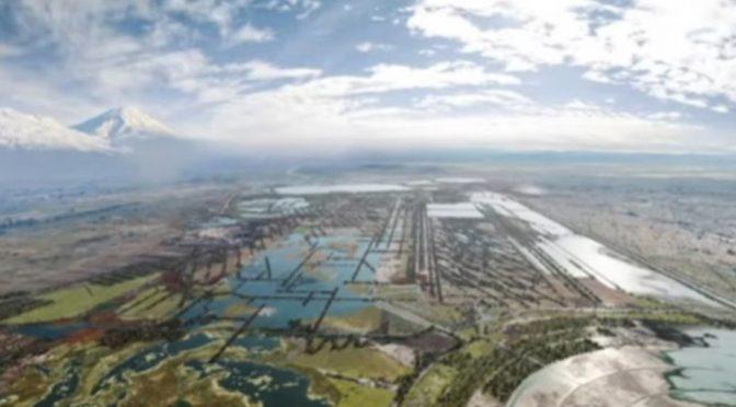 Cine, papalotes y deporte: así será el Parque Ecológico Lago de Texcoco (Milenio)