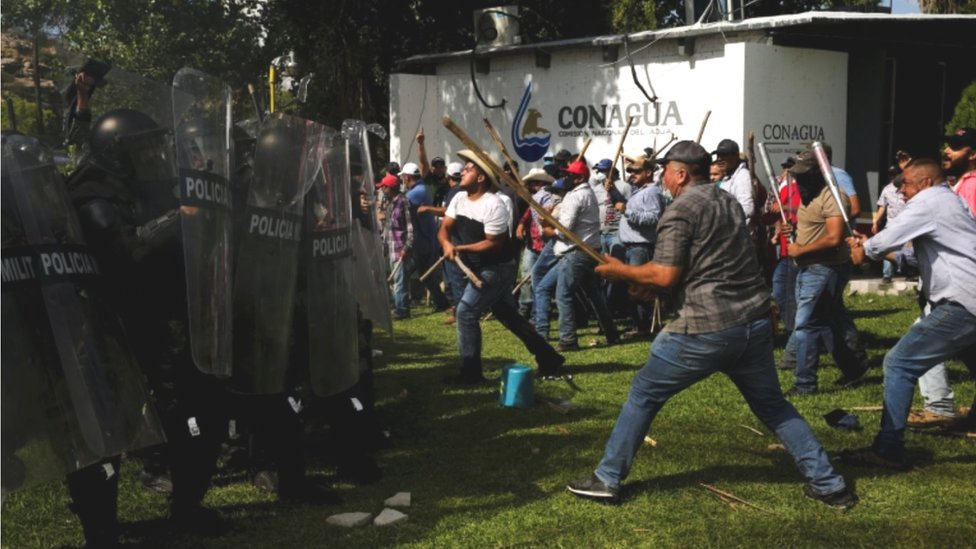 Conficto en Chihuahua: El tratado por el que México le debe millones de metros cúbicos de agua a EU (Animal Politico)