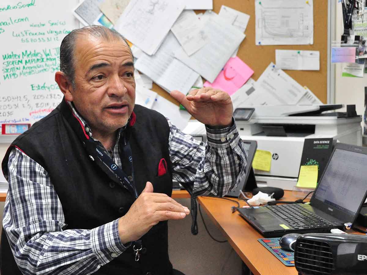 Descubre IPN agua con antigüedad de 35 mil años en Puebla (Excelsior)