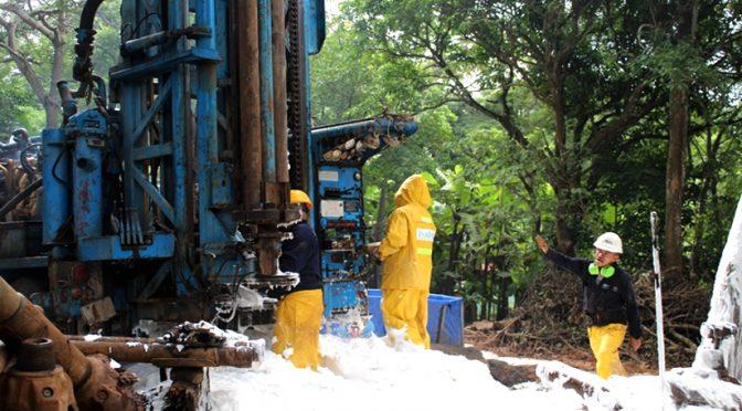 40% de avance del Proyecto de Rehabilitación del Sistema de Agua Potable en Diriá y Diriomo (El 19 Digital)