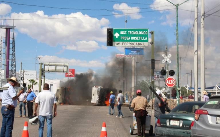 Corresponsales de medios extranjeros cubren conflicto del agua (El heraldo de Chihuahua)