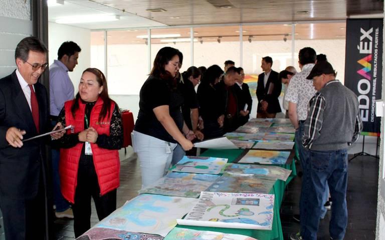 """Lanza en Edomex convocatoria para concurso de pintura infantil y juvenil """"Guardianes del Agua"""" (La Prensa)"""